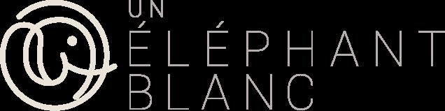Un éléphant blanc Logo